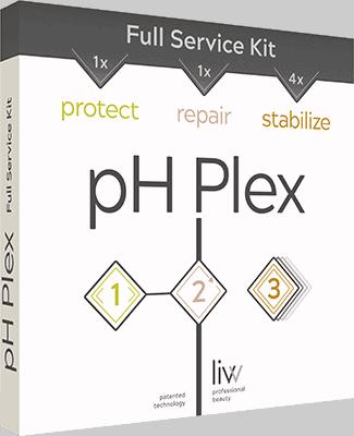 pH Plex full service kit